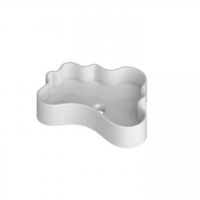 Раковина Накладна Splash White 57 См Sh05741001