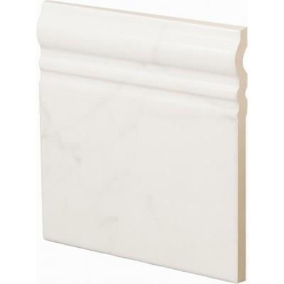 Бордюр 15*15 Skirting Carrara Gloss 23095