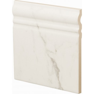 Бордюр 15*15 Skirting Carrara Matt 23096