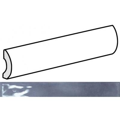 Бордюр 3*15 Pencil Bullnose Blue 24019
