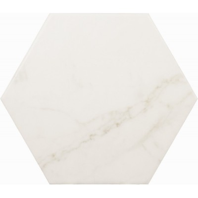 Плитка 17,5*20 Carrara Hexagon 23101