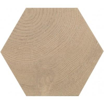 Плитка 17,5*20 Hexawood Tan 21628