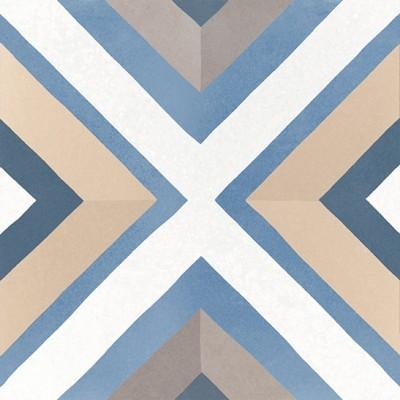 Плитка 20*20 Caprice Deco Square Colours 22119