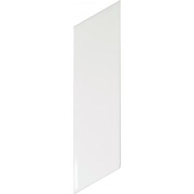 Плитка 5,2*18,6 Chevron Wall White Matt Right 23361