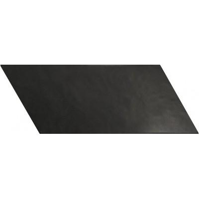 Плитка 9*20,5 Chevron Negro Mate Right 23203