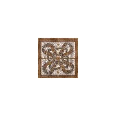 Мозаика 62,5*62,5 Quijote Mosaico Roseton Oecak3