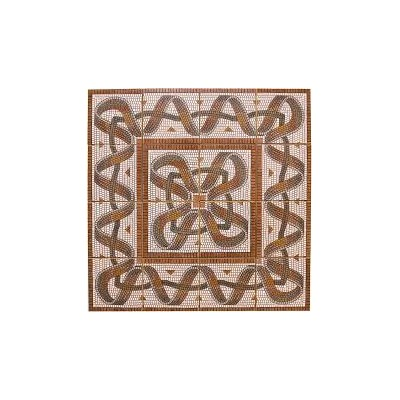 Мозаїка 99,5*99,5 Quijote Mosaico Roseton Odhak3