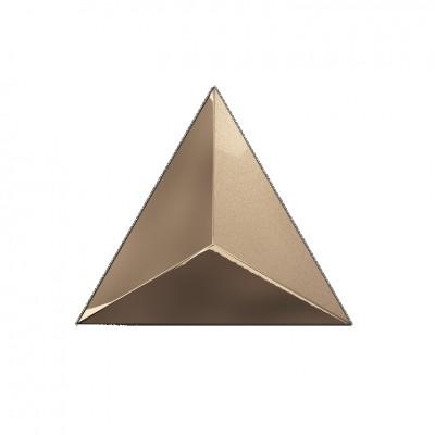 Декор 15*17 Level Copper Laser Glossy