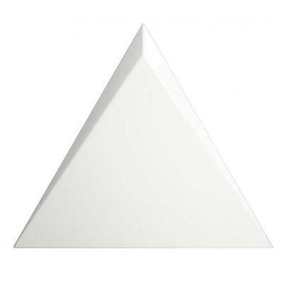 Плитка 15*17 Cascade  White Glossy