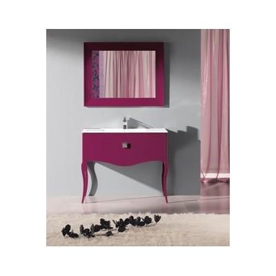 Комплект Мебелів Для Ванної Кімнати Macral Viena 100 См