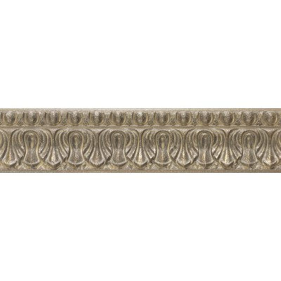 Бордюр 7*31,5 Listelo Velvet Bronze