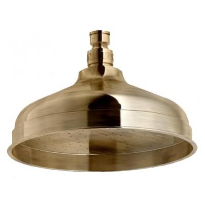 Шарнірна Душова Лійка Free Shower Bronze 200*200 Мм Ad139/12Br