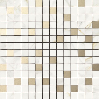 Мозаїка 40*40 Bistrot Mosaico Calcatta Michelangelo R4Zu
