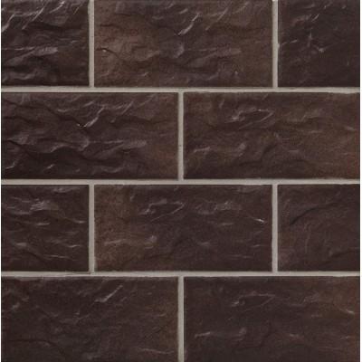 Клинкерная Плитка 14,8*30,2 Kerabig Schokob 8430.ks15