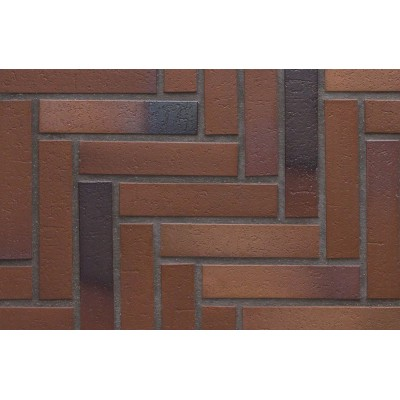 Клінкерна Плитка 5,2*24 Spaltklinker Braun-Blau 3117.124