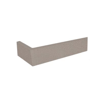 Кутовий Елемент 11,5*24 Keravette Aluminium Matt 2640.238