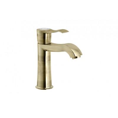Одноважільний Змішувач Для Раковини Sofi Bronze Si98118/1Br