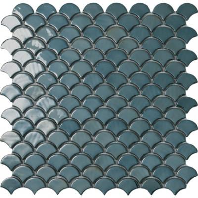 Мозаика 31,5*31,5 Br Green 6003S