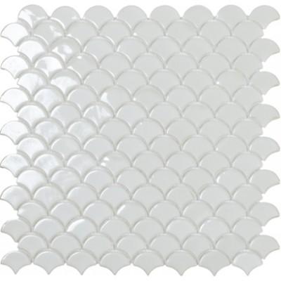Мозаика 31,5*31,5 Br White 6000S