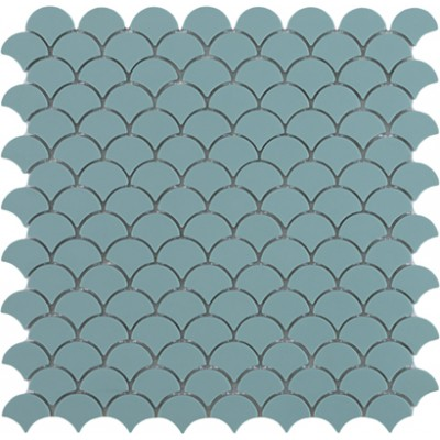 Мозаика 31,5*31,5 Matt Turquoise 6101S