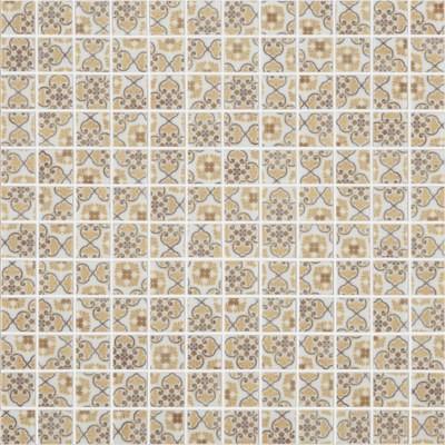 Мозаїка 31,5*31,5 Medina Brown