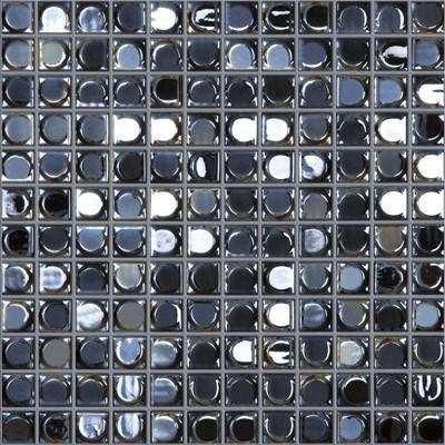 Мозаика 31,5*31,5 Aura Black