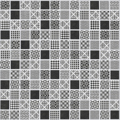 Мозаїка 31,5*31,5 Born Black