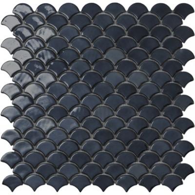 Мозаика 31,5*31,5 Br Black 6005S