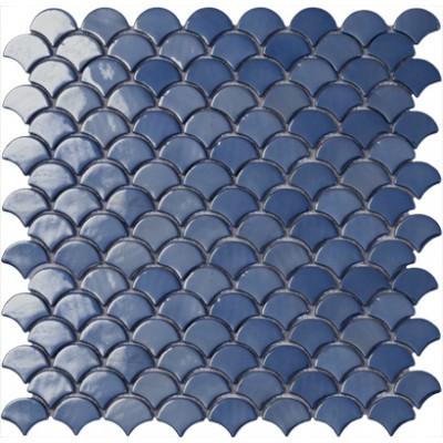 Мозаика 31,5*31,5 Br Dark Blue 6004S