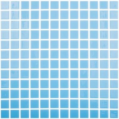 Мозаика 31,5*31,5 Colors Azul Celeste Claro 107