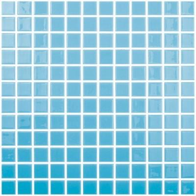 Мозаика 31,5*31,5 Colors Azul Turquesa 102