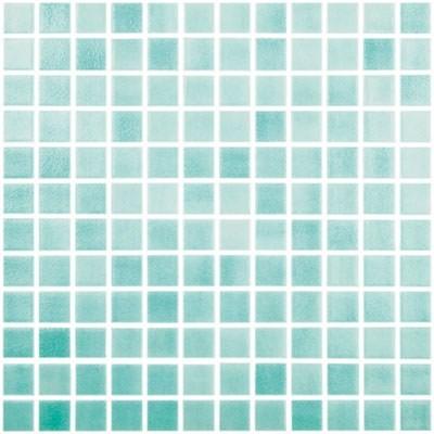 Мозаїка 31,5*31,5 Colors Fog Verde Caribe 503