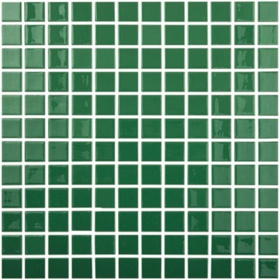 Мозаїка 31,5*31,5 Colors Verde Oscuro 602