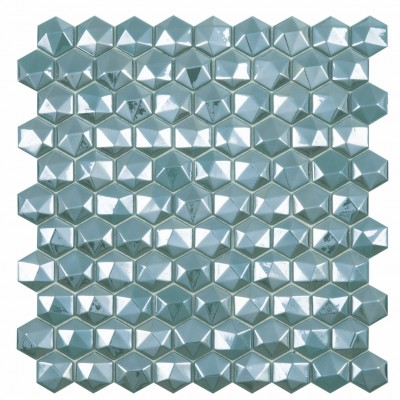 Мозаїка 31,5*31,5 Honey Diamond Turquesa 370D