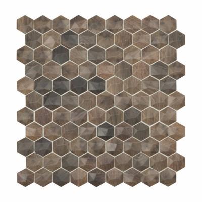 Мозаїка 31,5*31,5 Honey Royal Dark 4701D
