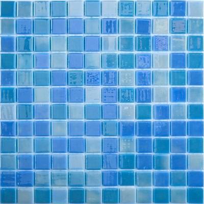 Мозаїка 31,5*31,5 Lux Light Blue Antislip 403A