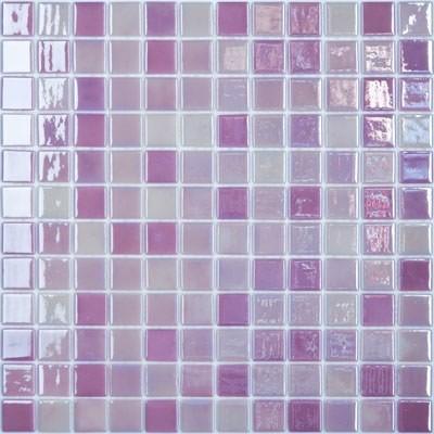 Мозаика 31,5*31,5 Lux Magenta 404