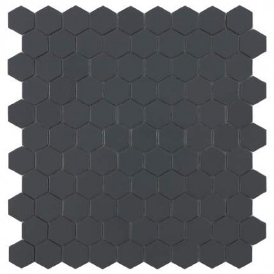 Мозаїка 31,5*31,5 Matt Dark Grey Hex 908H