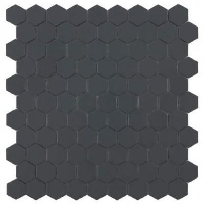 Мозаика 31,5*31,5 Matt Dark Grey Hex 908H