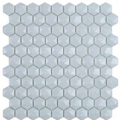 Мозаїка 31,5*31,5 Matt Light Blue Hex 925 D