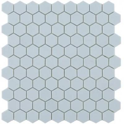 Мозаика 31,5*31,5 Matt Light Blue Hex 925H