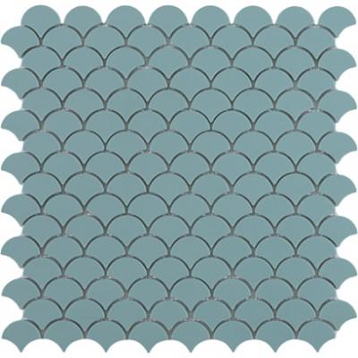 Мозаїка 31,5*31,5 Matt Turquoise 6101S