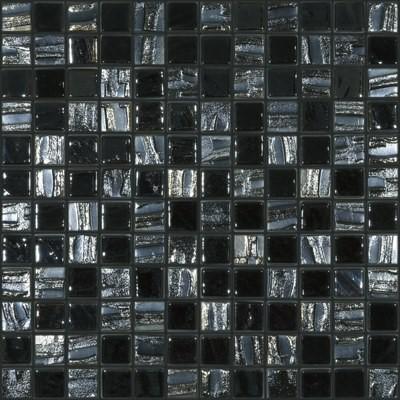 Мозаїка 31,5*31,5 Moon Black Mix 659/780