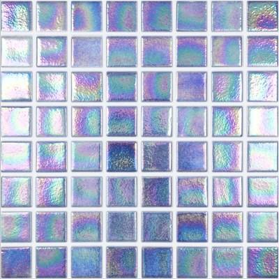 Мозаика 31,5*31,5 Shell Sapphire 555 (38*38)