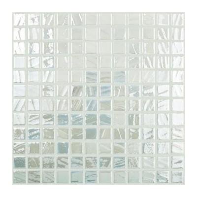 Мозаика 31,5*31,5 Titanium White Brush 710