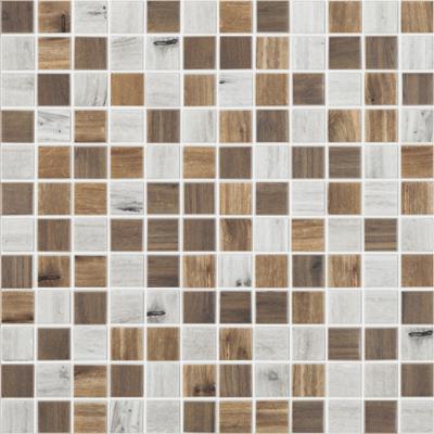 Мозаика 31,5*31,5 Wood Blend Mt