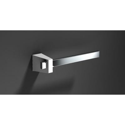 S4 Towel Ring Right/left Resin-Chrome 156320